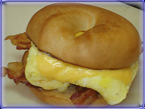 Bacon Egg And Cheese Bagel Bacon Wiki Recipes Dishmaps